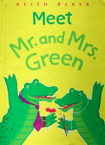 Meet Mr and Mrs Green