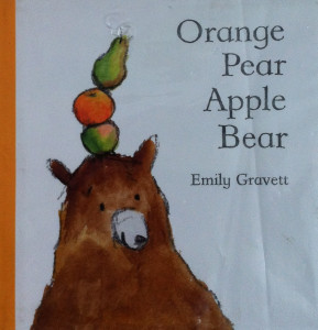 orangepearapplebear cover