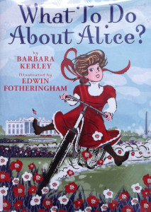 what to do about alice cover