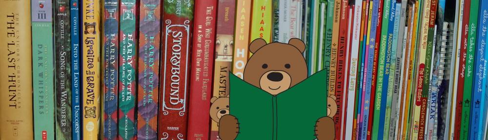 Bookworm Bear