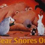 Bear Snores On-review-BookwormBear.com