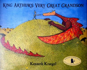 king arthur grandson cover