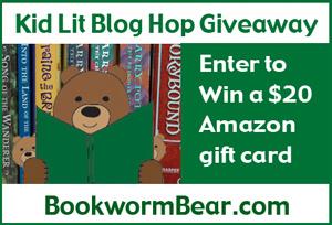 BWBear Kid Lit Hop giveaway