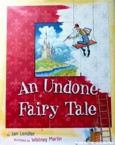 Undone Fairy Tale cover