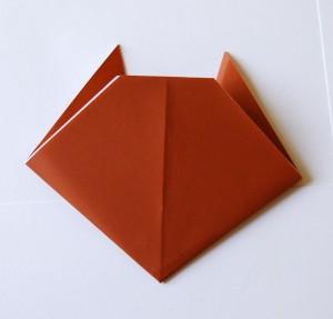 origami cat 8