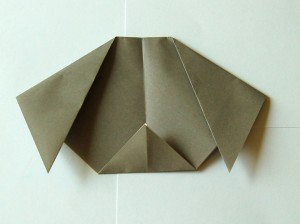 origami dog 7