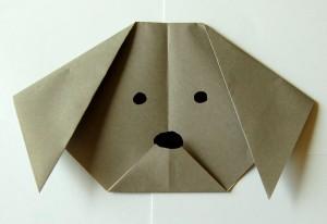 origami dog 8