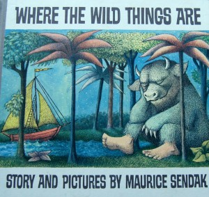 Thinking of Maurice Sendak