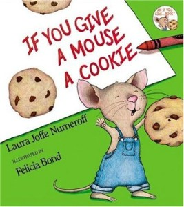 Give Mouse Cookie