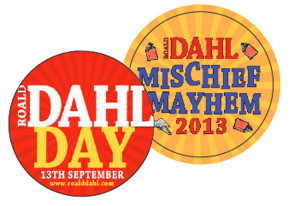 Roald Dahl Day September 13, 2013